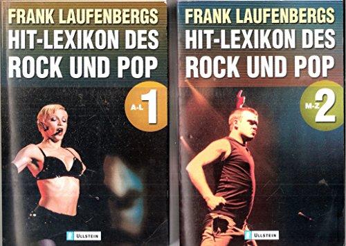 Frank Laufenbergs Hit-Lexikon des Rock und Pop 2 Bände 2002
