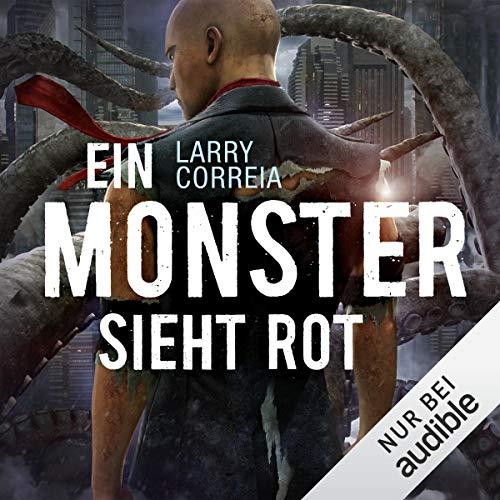 Ein Monster sieht rot audiobook cover art