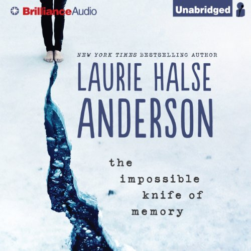 The Impossible Knife of Memory audiobook cover art