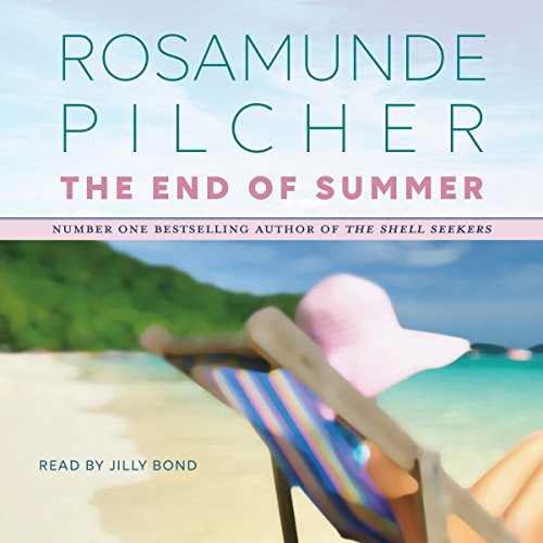The End of Summer audiobook cover art