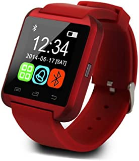Smartwatch Bluetooth Smart Watch U8 Wristwatch Digital Sport Watches for iOS Android Samsung Phone Wearable Electronic Device