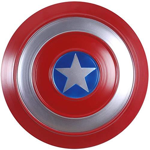 Marvel Legends Series Avengers Falcon And Winter Soldier Capitn Amrica Juego De Rol Premium Escudo Marvel Legends Capitn Amrica 75 Aniversario Escudo De Metal A,32cm
