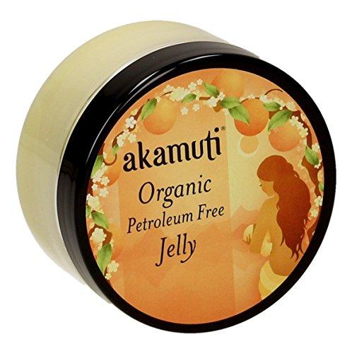 Akamuti Organic Petroleum Free Jelly 100ml by Akamuti