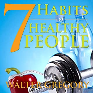 7 Habits of Healthy People audiobook cover art