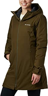 Columbia Autumn Rise Mid Jacket Chaqueta impermeable Mujer