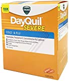 Vicks DayQuil Cold/Flu Liquicaps, 25 Packets