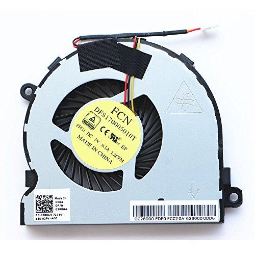 Ventilador de CPU para Dell Inspiron 15-3567 CGF6X