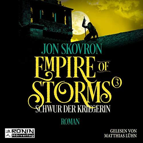 Schwur der Kriegerin audiobook cover art