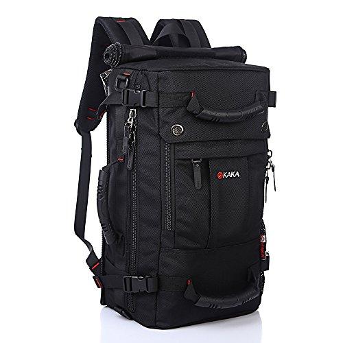 Rucksack Damen Herren Backpack KAKA Daypacks Outdoor Rucksack für 17