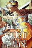Cours d'analyse - Agrégation de mathématiques de Pommelet. Alain (1998) Broché