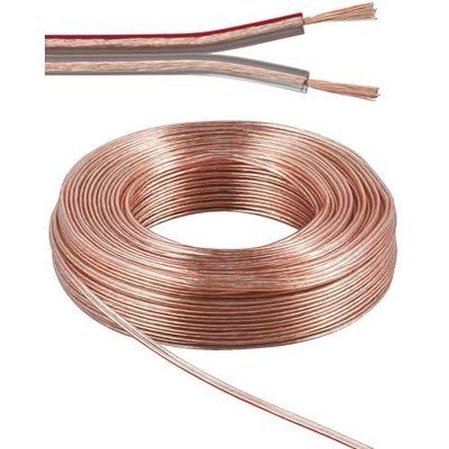 PremiumCord 100% CU Kabel Kupferkabel 2x2,5mm 10m