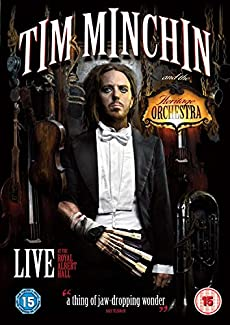 Tim Minchin And The Heritage Orchestra - Live At The Royal Albert Hall
