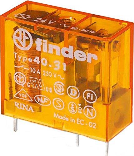 Finder Printrelais 40.31.8.230.0000 Steck/Printrel.230 VAC1W10A