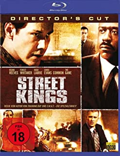 Street Kings [Blu-ray] [Director's Cut]