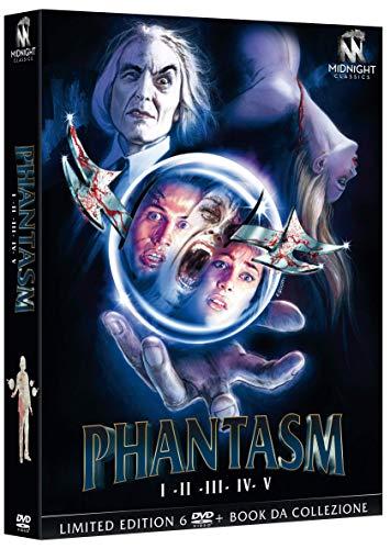 Phantasm-La Pentalogia Completa- Midnight Classics (Collectors Edition) (6 DVD)