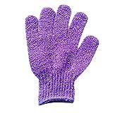 1 paire de gants de douche exfoliant lavage peau Spa gants de bain mousse bain antidérapant maison et jardin salle de bain produits
