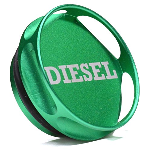 2013-2017 Dodge Ram Diesel Fuel Cap Billet Aluminum Magnetic NEW EASIER GRIP DESIGN