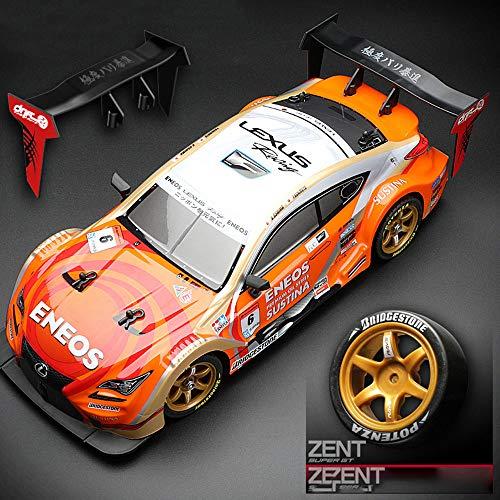 Modeen 2.4G RC Car 1:16 Control Remoto Ilimitado de Velocidad Variable Drift Car 4WD Extreme Speed 30KM / H Racing High Speed Drift Rally Car Boy Toy Sports Car