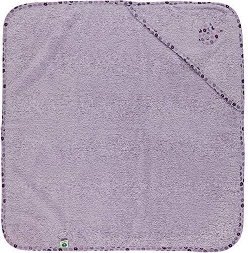 Smafolk Babybadetuch 75x75cm lavender