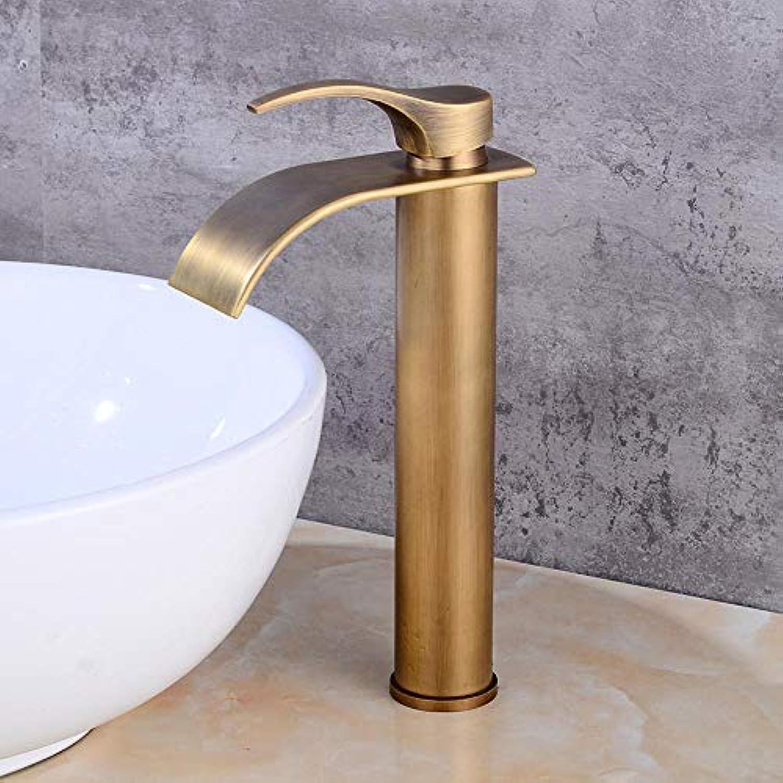 Wasserhhne Waschtischarmaturen Kupferblech Home Hotel Wasserhahn Kreative Europische Antike Waschbecken Wasserhahn