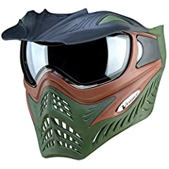 All Masks Equipped with CLEAR Thermal Lens Maximum Bounce due to the Full-Flex ProGrill, a center face soft rubber area that maximizes bounce factor. Sleek spherical lenses, with an aggressive low-profile. Sunglass-inspired 3D lens shape allows for u...