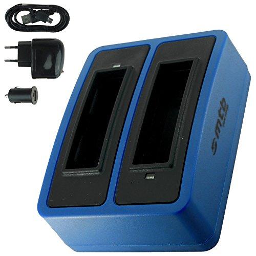 Double Chargeur (USB/Auto/Secteur) FXDC02 Pour Drift HD Ghost (10-005-00), Ghost-S (10-007-00)