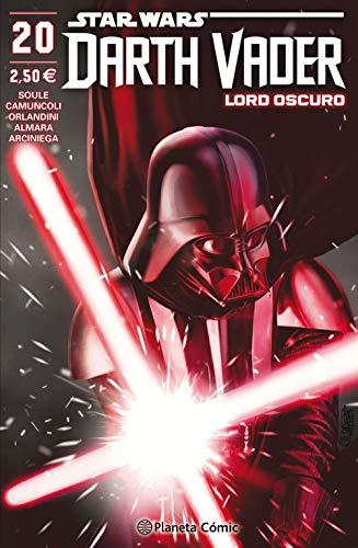 Star Wars Darth Vader Lord Oscuro nº 20/25 (Star Wars: Cómics Grapa Marvel)