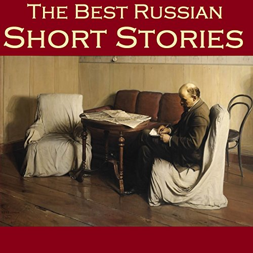 The Best Russian Short Stories audiobook cover art
