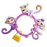 WowWee Fingerlings Minis-Series 1-5 Piece Banana...
