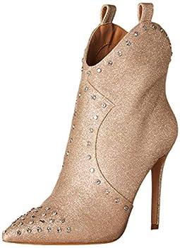Jessica Simpson Women s Pixillez Fashion Boot Champagne 8.5