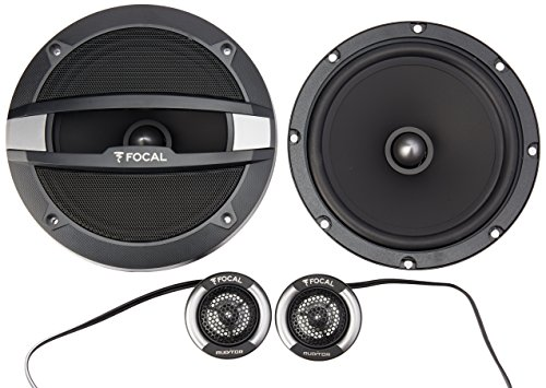Lowest Prices! Focal KitR165S2 6.5 60W RMS 2-Way Component Speaker System