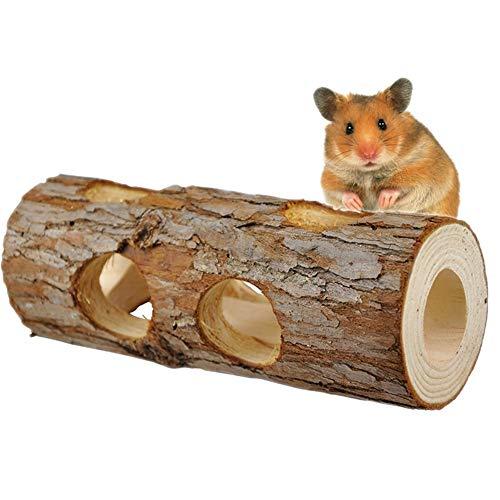 LSTC Juguetes Hamster Tunel para Conejos Jaula Cobaya Juguete De Escalada Suministros para HáMster para HáMsters Y Otros Animales PequeñOs 15cm