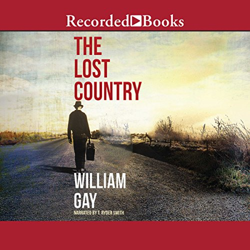The Lost Country audiobook cover art