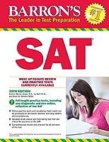 Barron's SAT with Online Tests (Barron's Test Prep)