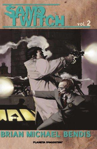 Sam y Twitch de Brian Michael Bendis nº 02/02 (Independientes USA)