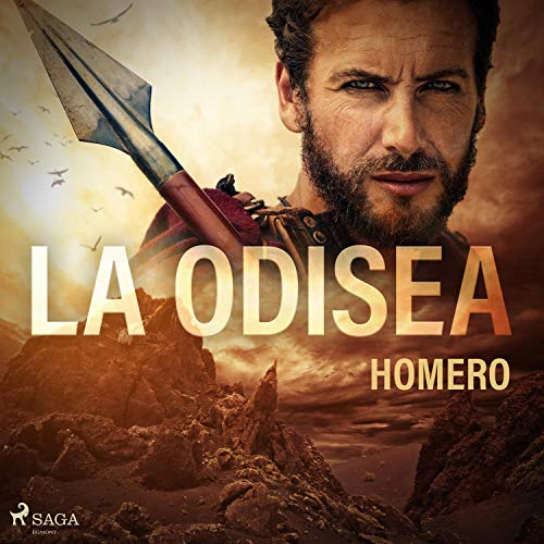 La Odisea  By  cover art