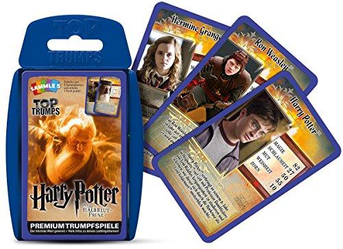 Winning Moves Top Trumps Harry Potter e Il Principe Mezzosangue