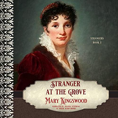 Stranger at the Grove cover art