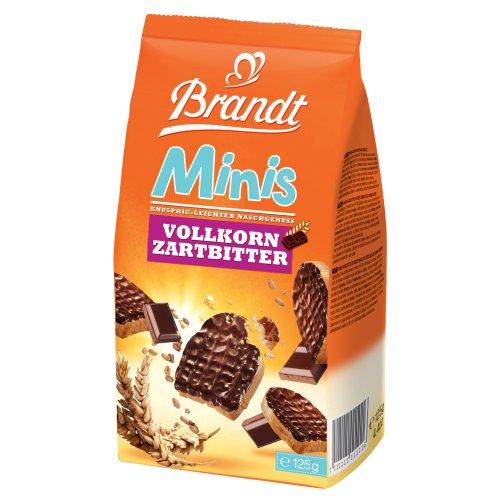 Brandt Minis Vollkorn Zartbitter