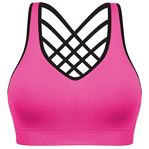 BHRIWRPY Push Up Padded Strappy ...