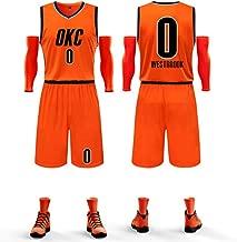 0 # Russell Westbrook Oklahoma City Thunder Conjunto De Camiseta ...