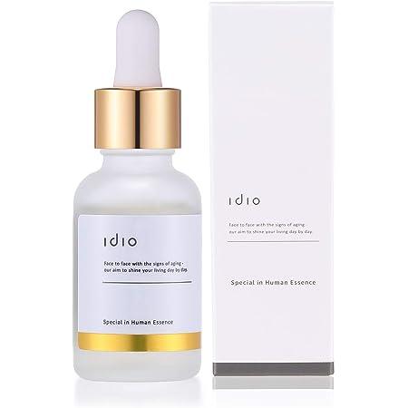 idio イディオ ヒト幹細胞美容液 ほうれい線 セラミド EGF ビタミンC誘導体 APPS 無香料 日本製