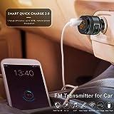 Zoom IMG-2 vorstik trasmettitore fm bluetooth per
