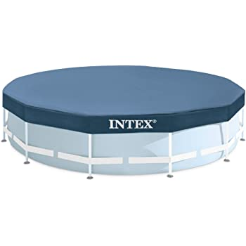 Intex 28023 - Cobertor piscina hinchable Easy Set 457 cm: Amazon ...