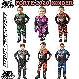 Wulfsport MOTORRADKOMBI Aztec 2019 Kinder Motorrad Anzug Motocross ATV Quad Cross Rennen MX Hose e...