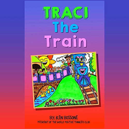 Traci the Train audiobook cover art