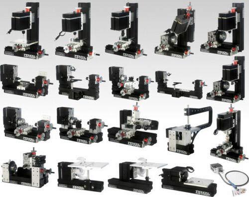 Cheap ZHOUYU MultiPurpose 60W Motorized High Power 16 In1 Mini Metal Machine Complete Kit DIY Woodwo...