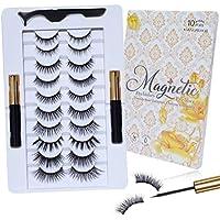 MR.A Magnetic Eyelashes With Eyeliner