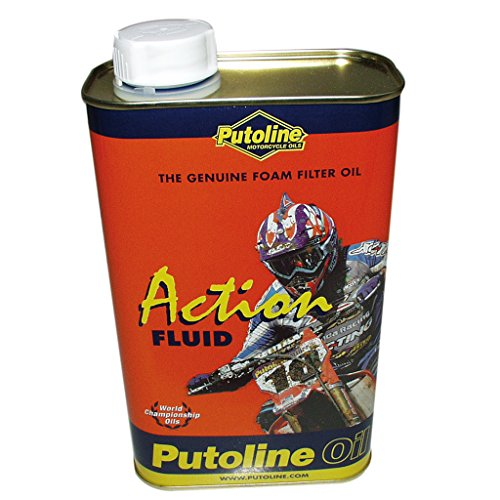 luftfilteröl Putoline 1L. Lata, Action Fluid