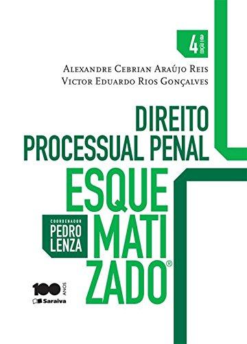 Direito Processual Penal - Coleção Esquematizado